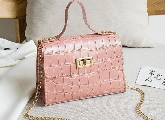 Bags for Women 2021 New Crocodile Pattern Handbag PU Fashion Shoulder Bag