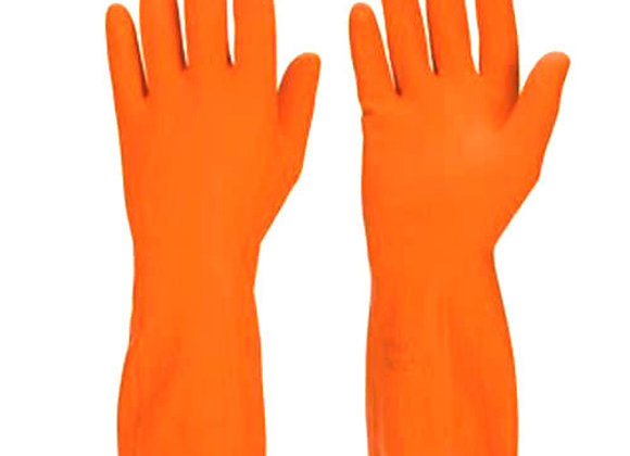 Orange Industrial ESD Gloves