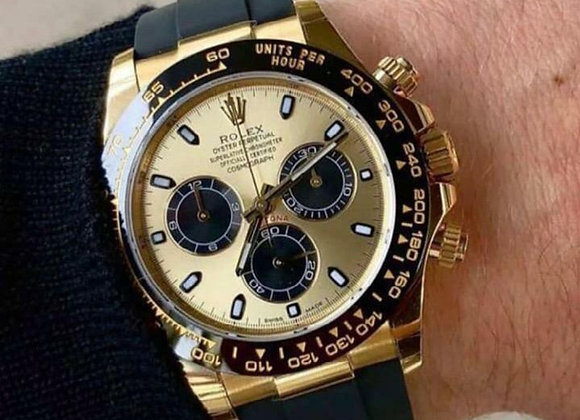 Rolex fully automatic watch - No battery mechanical watch