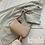 Thumbnail: Soft PU Leather Women Purple Underarm Bag Retro Solid Color Ladies Baguette