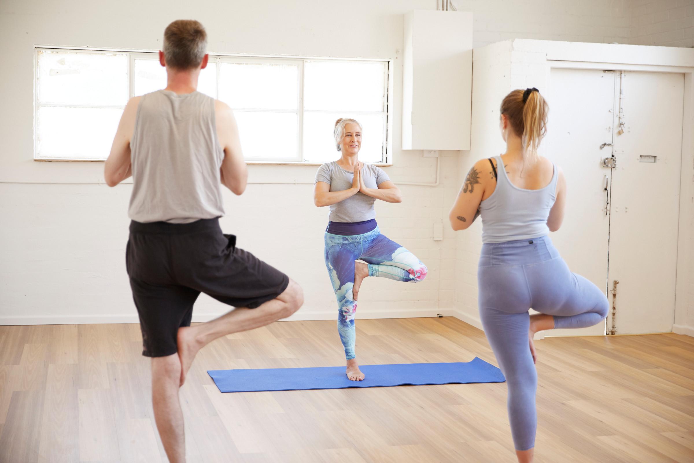 Beginner Yoga 8-Week Course