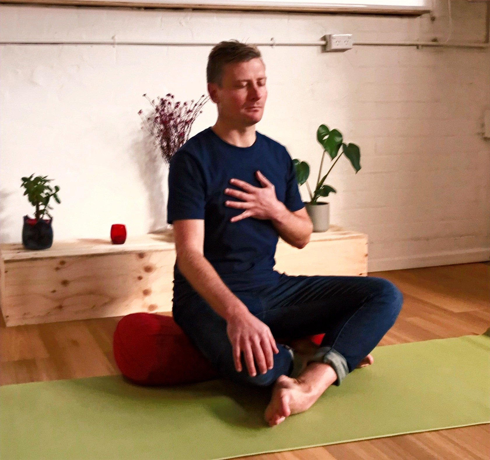 Online Meditation with Ben