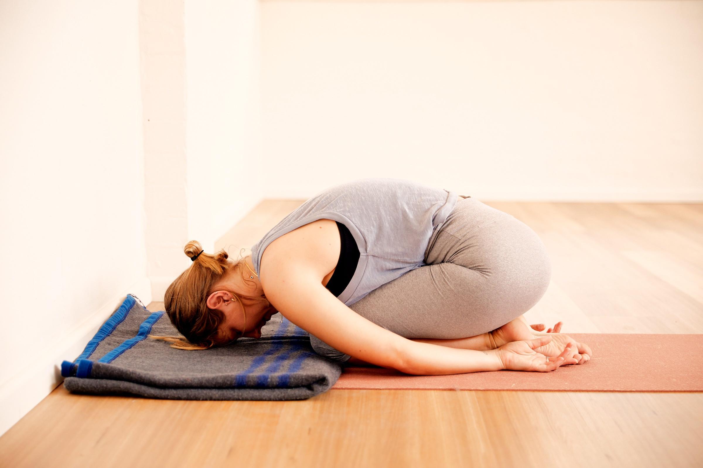 Online Sleepy Sunday Yin Yoga Session
