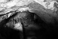 Secret Cave Church