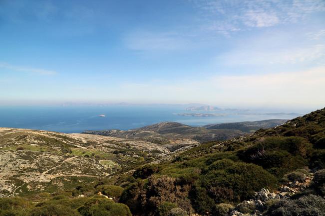 Zas Mountain view