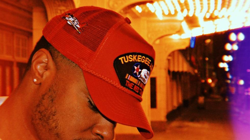 TUSKEGEE AIRMAN MILITARY HAT