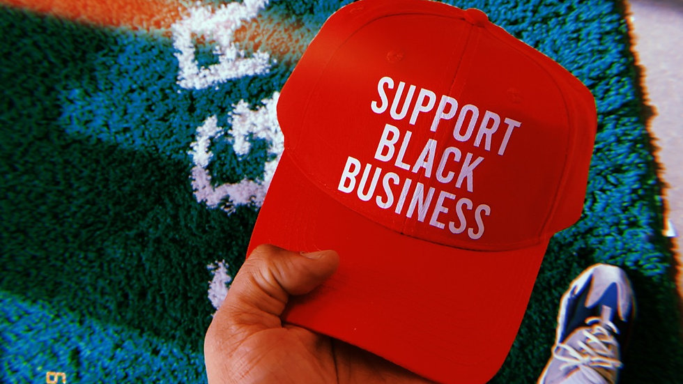 Support Black Business Dads