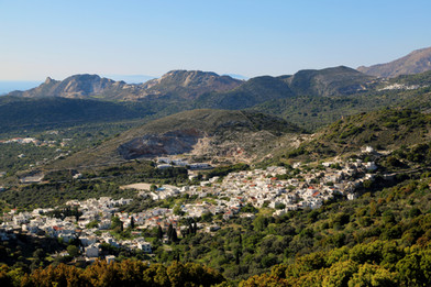 View of Filoti