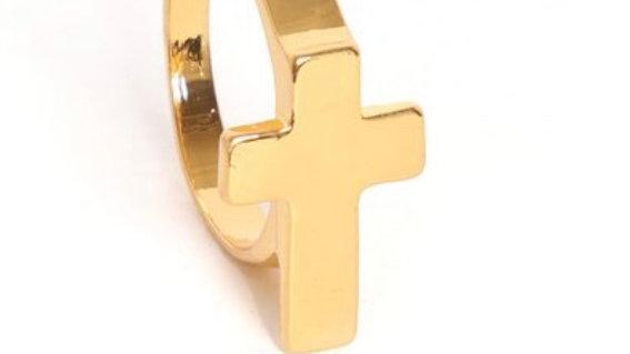 Sunday Cross Ring