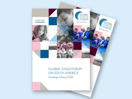 Global Child Forum 2017– eventdesign