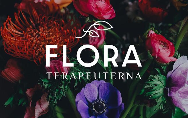 Flora terapeuterna – visuell identitet