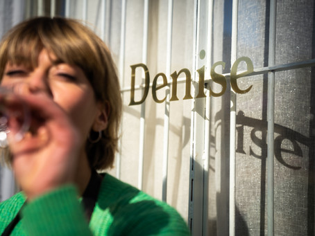 Le bonheur est dans le verre avec Morgane, du café Denise