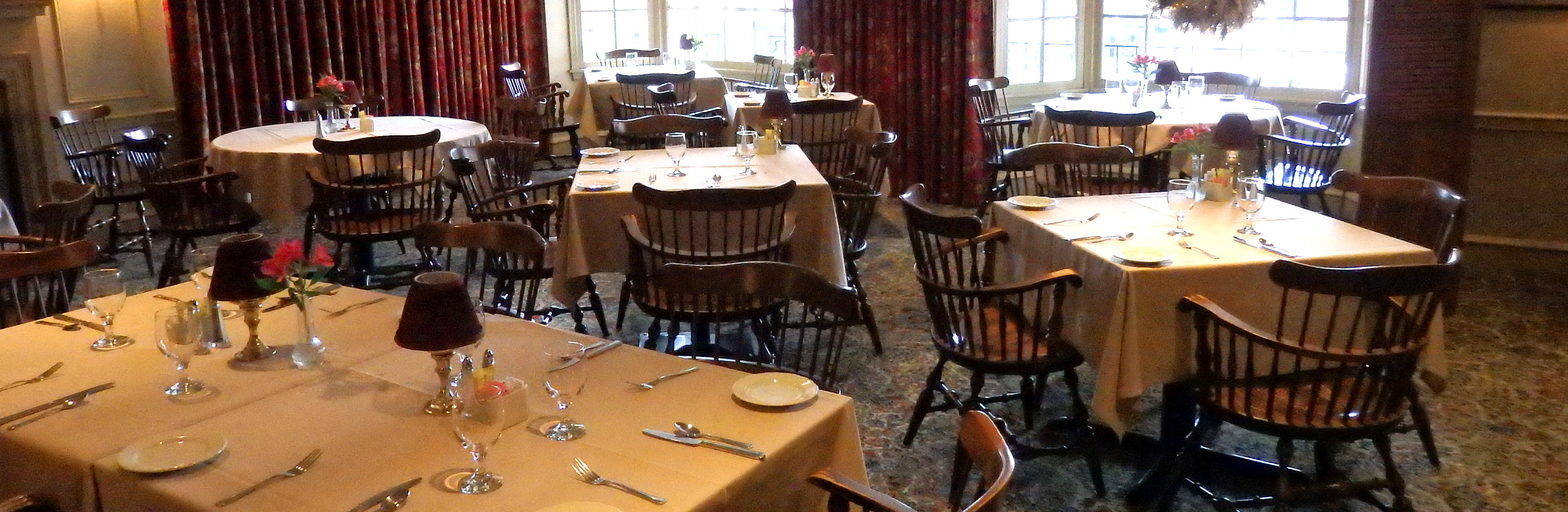 Kennett Square Inn Dining Room