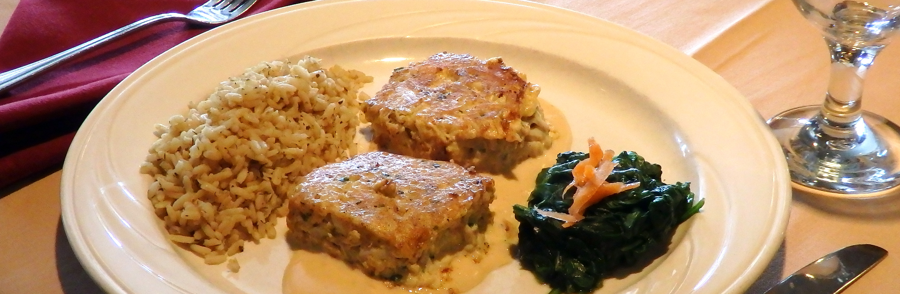 Kennett Square Inn Crabcakes