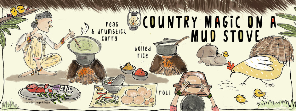 Earth songs and mud stoves