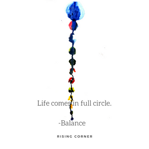 Collaboration with The Rising Corner ,a musical venture