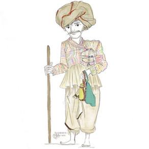 The Rabari Man