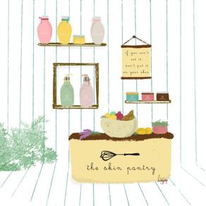 The skin pantry