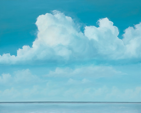 AIR 18 contemporary landscape painting o