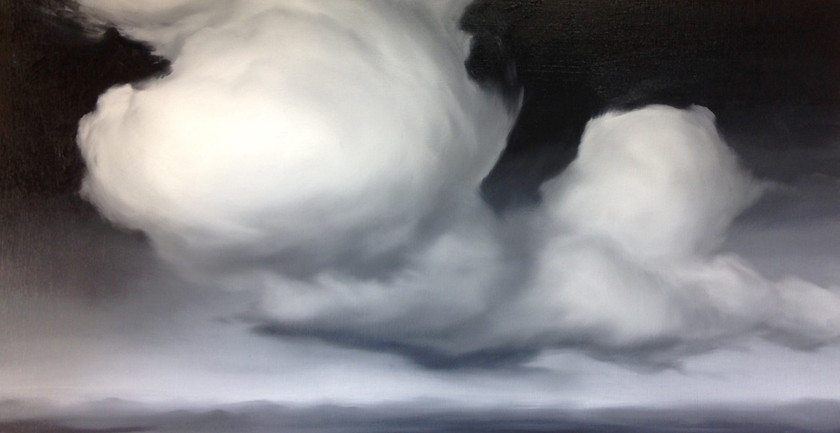 Air 33 contemporary landscape painting o