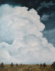 AIR 78 contemporary landscape painting o
