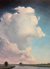 AIR 42 contemporary landscape painting o