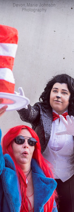 Cat in the Hat - AnimeNYC 2019 - 5