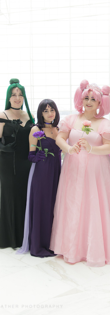 Princess Pluto and the Outer Scouts - Katsucon 2018