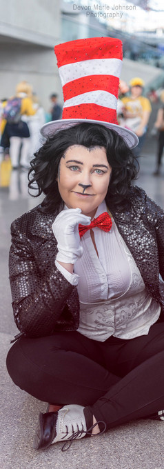 Cat in the Hat - AnimeNYC 2019 - 2