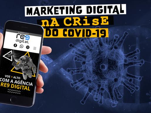 Marketing Digital na Crise COVID-19