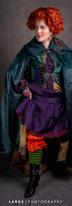 Winifred Sanderson - AnimeNYC - 2