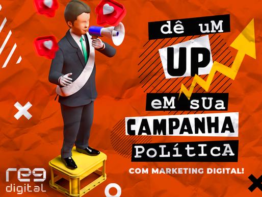 Marketing Digital para Políticos: Tudo Que Você Precisa Saber para Dar um UP em Suas Campanhas