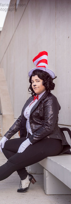 Cat in the Hat - AnimeNYC 2019 - 7
