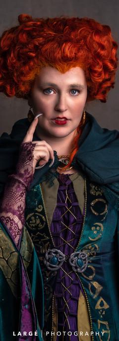 Winifred Sanderson - AnimeNYC - 1