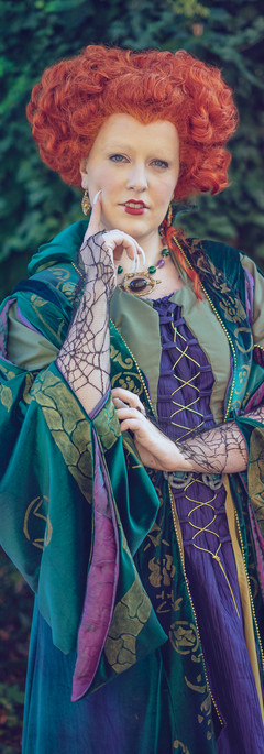 Winifred Sanderson - Salem 2018 - 5