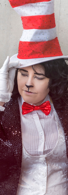 Cat in the Hat - AnimeNYC 2019 - 3