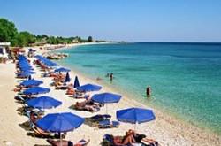 Lesbos-beach