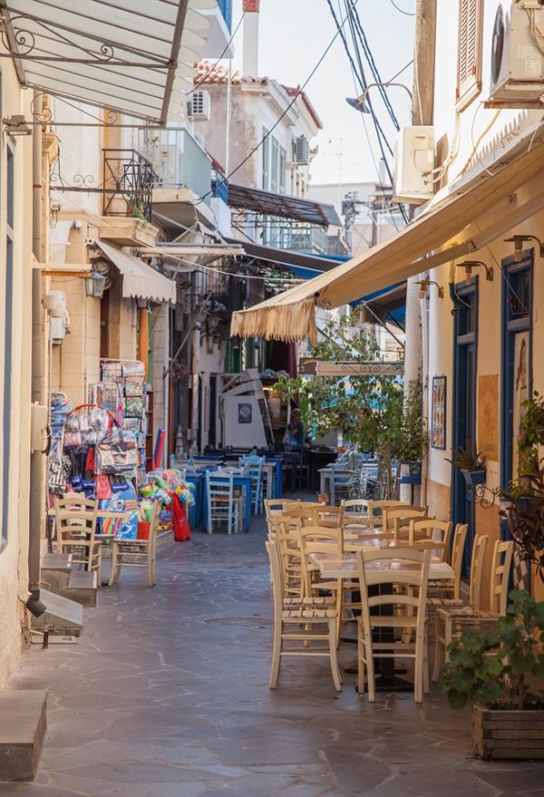 Aegina Alleys