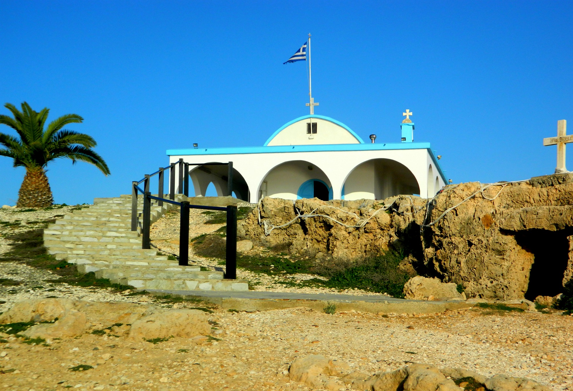 The_chappel_of_Ayia_Thekla