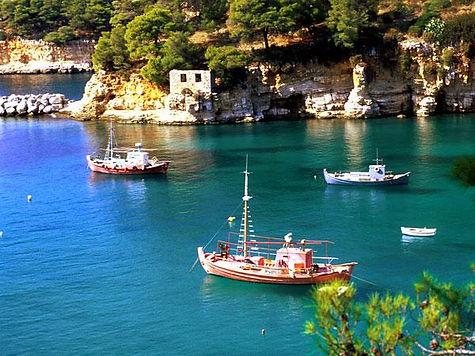 Sporades Islands Bays