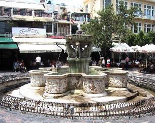 a_Morozini_Fountain_Heraklion_Crete