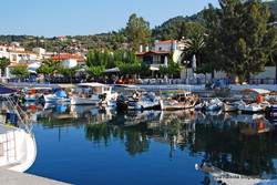 Evia Town