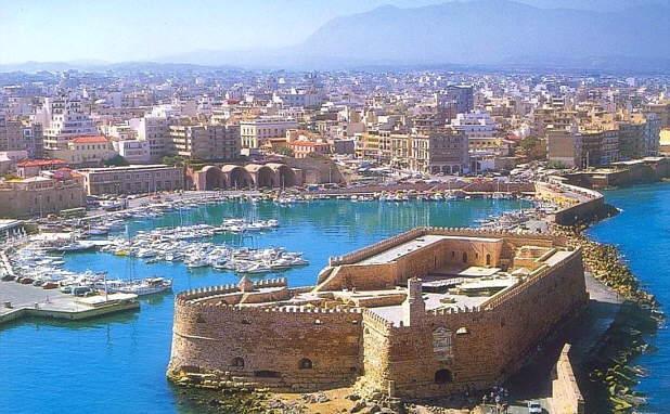 Heraklion Harbour