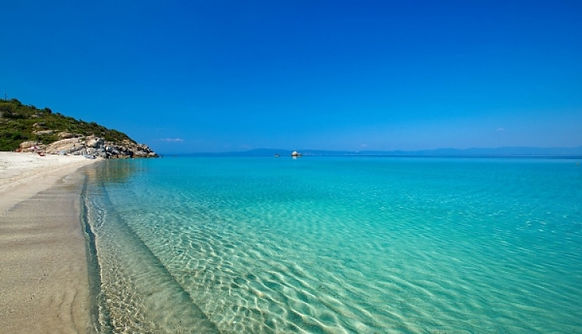 Greek Beaches