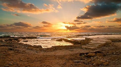 Paphos-Cyprus-Sunset