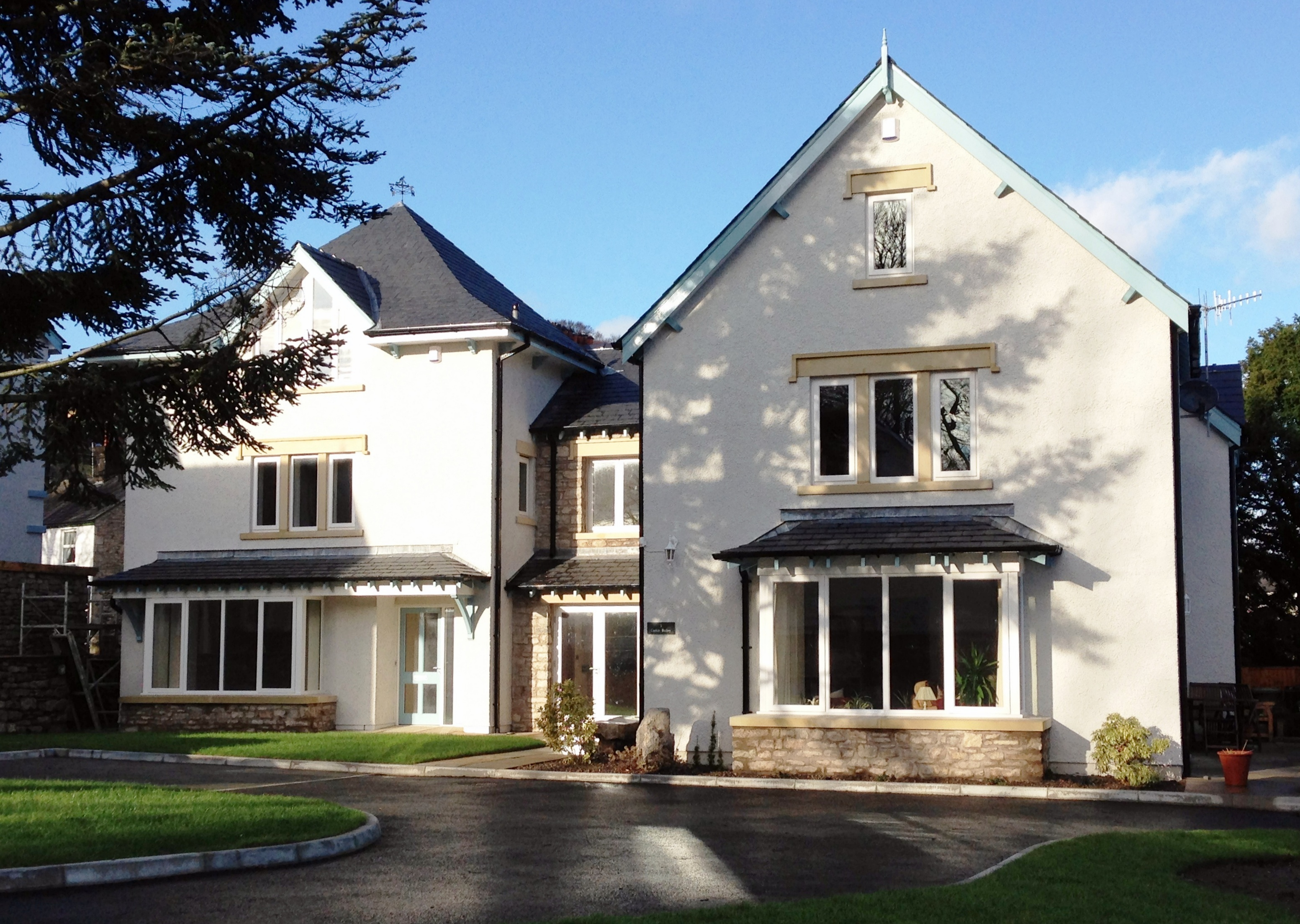 Kendal Architects - Ted Fletcher