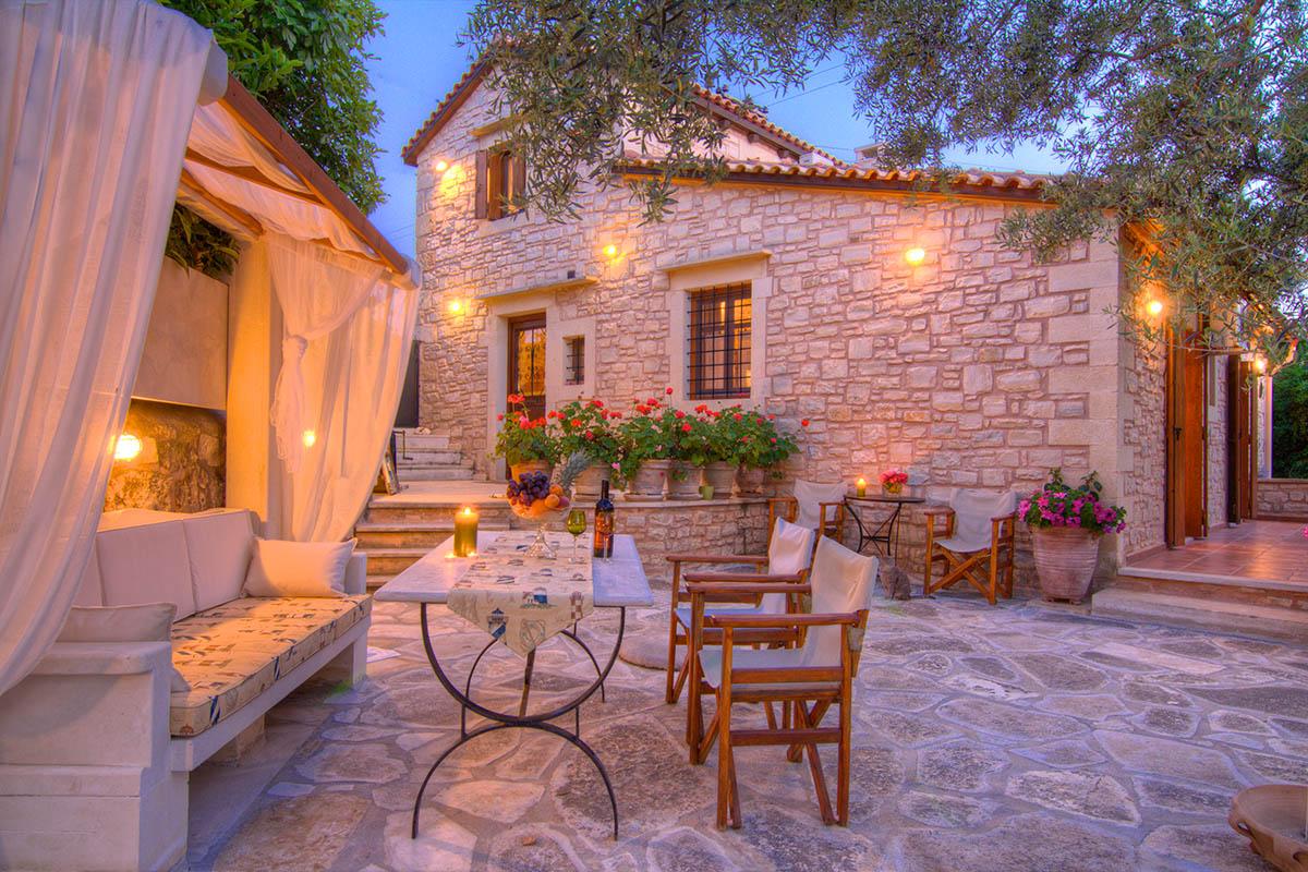 Villa-crete