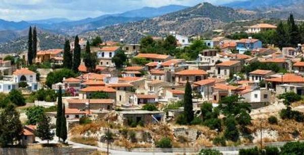 Larnaca-Cyprus-Village