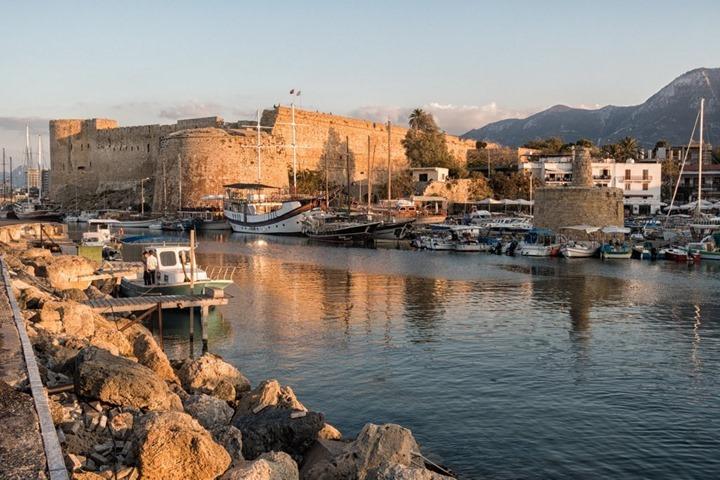 kyrenia-port