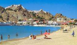 limnos beach